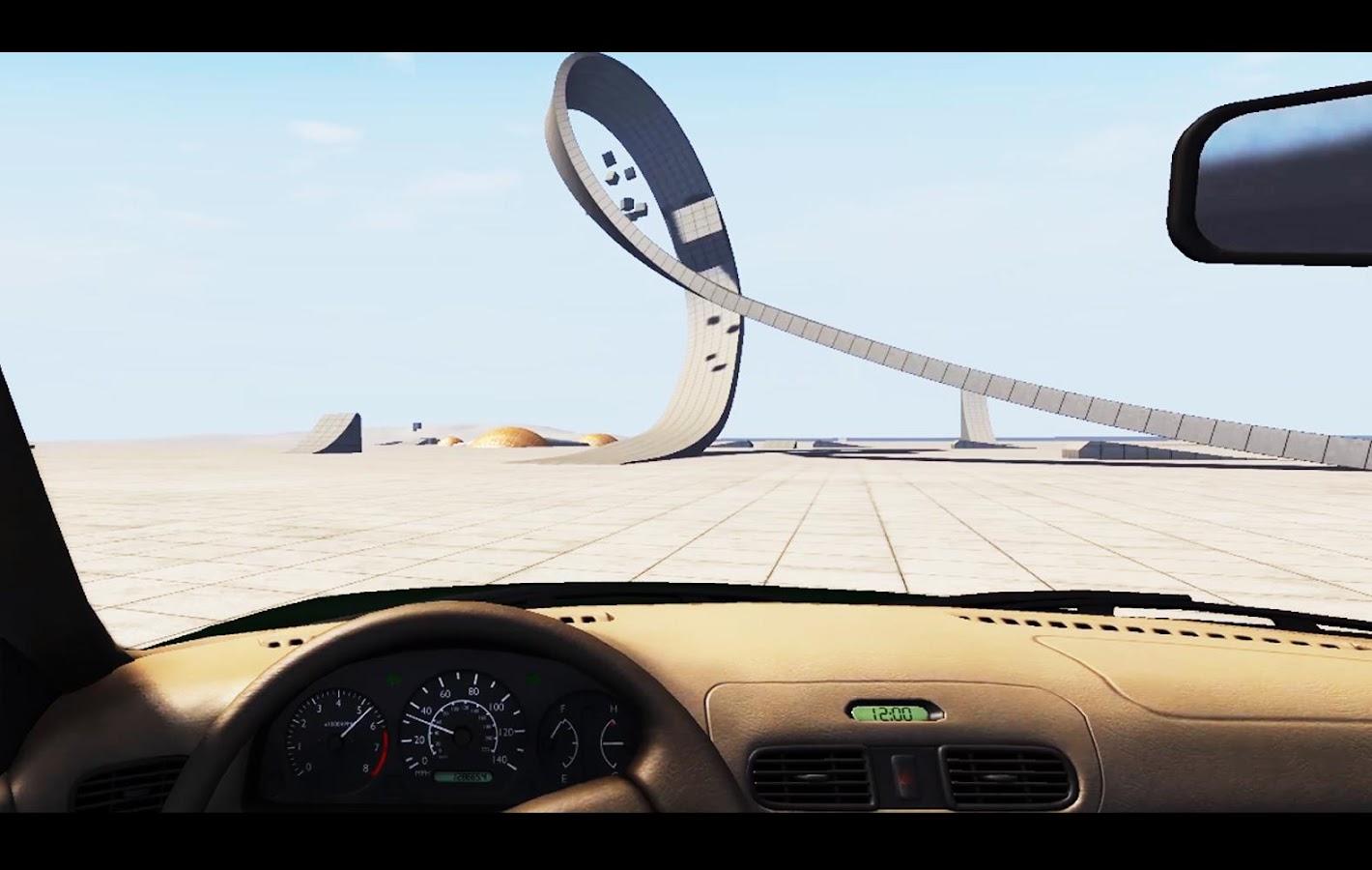 Car Crash Simulator Racing Beam X Engine Online