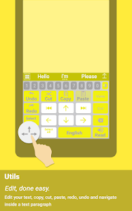 ai.type keyboard Plus + Emoji screenshot 16