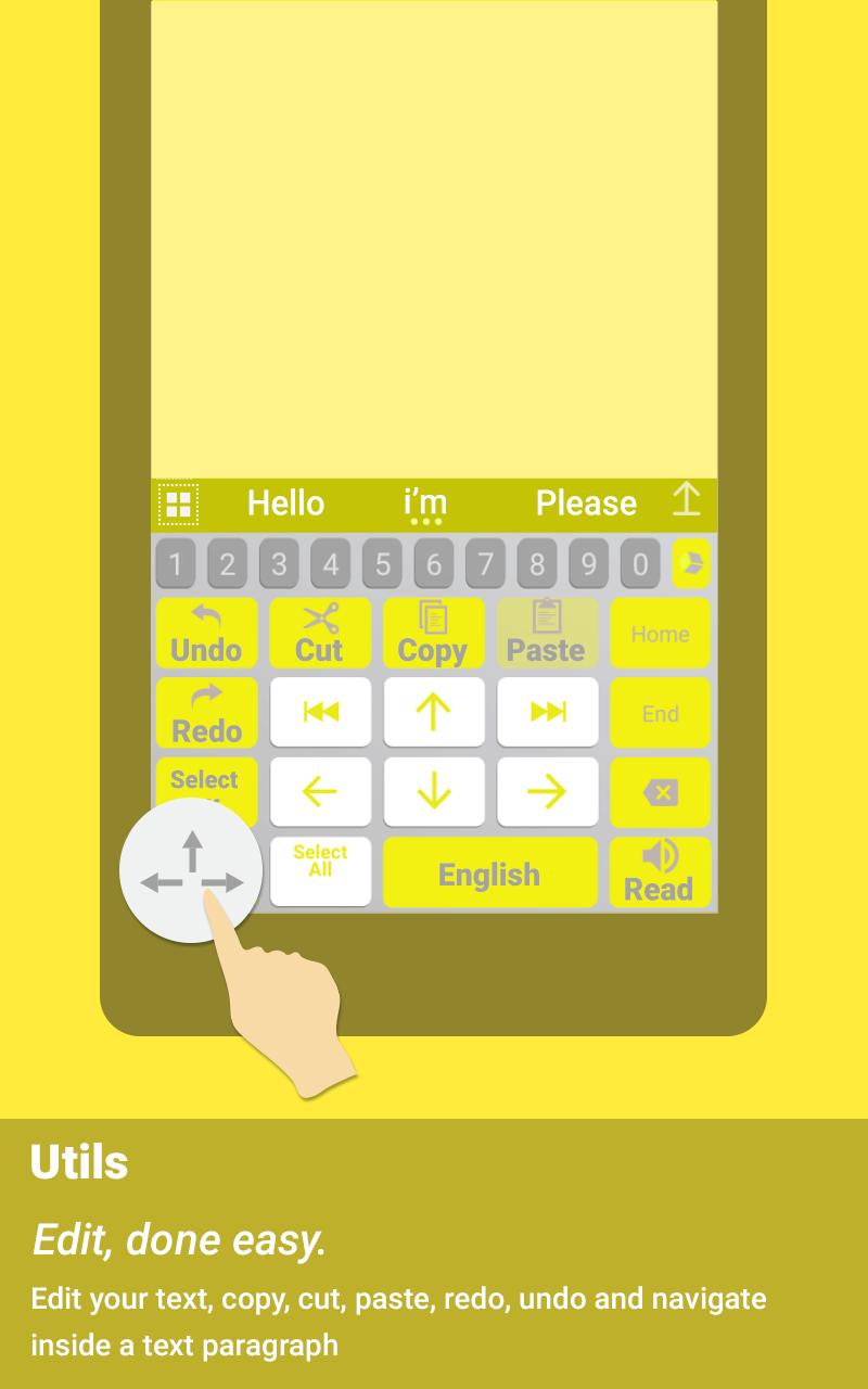 ai.type keyboard Plus + Emoji Screenshot 16