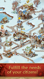 Townsmen Premium- screenshot thumbnail