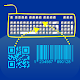 Bluetooth barcode and QR scanner for PC APK