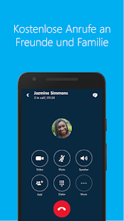 Skype – Miniaturansicht des Screenshots