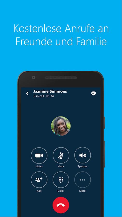 app skype kostenlos