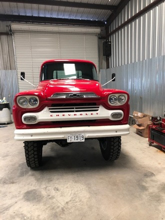 1959 Chevrolet Viking Hire TX 78736