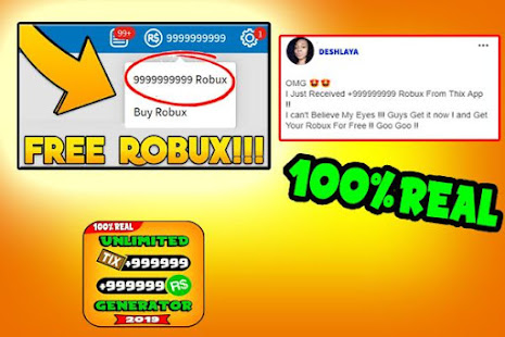 App Free Robux Now - Earn Robux Free Today - Tips 2019 APK for Windows Phone