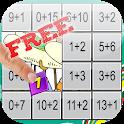 Kids Add Math Game FREE icon