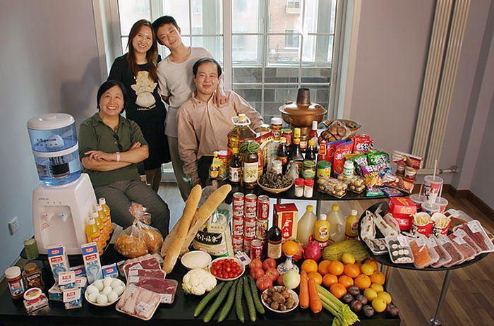xYW1QTGpt9CYoCU9QhOB0Z 6NS XKYJAjjA3Hc0dtco=w700 h462 no - Недельный запас еды для семьи в разных странах мира (фото)