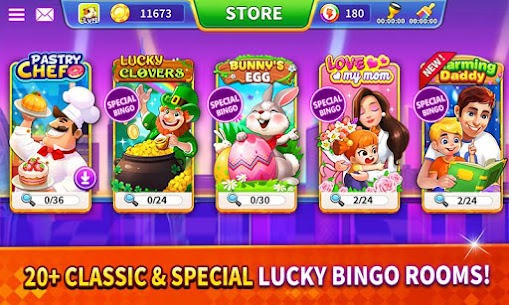Bingo: Lucky Bingo Games Free to Play at Home 6
