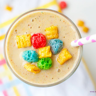 Crunch Berry Smoothie