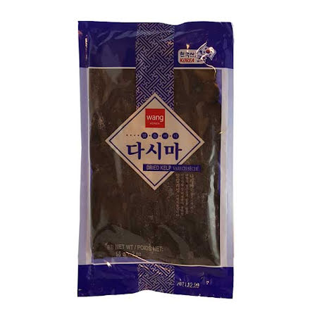 Dried Kelp (Dashima) 56g Wang