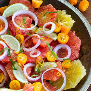 New Year's Citrus Salad