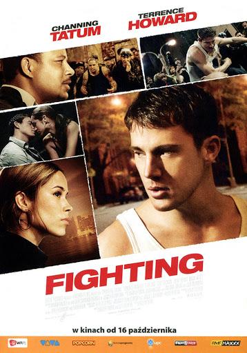 Przód ulotki filmu 'Fighting'