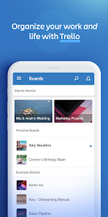 App Trello: Organize anything with anyone, anywhere! APK for Windows Phone