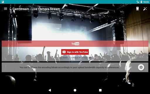 CamStream - Live Camera Streaming 1.0.3e screenshots 19