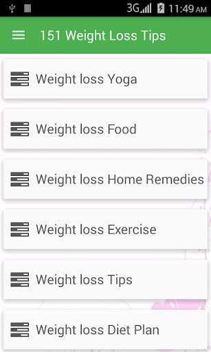 151 Weight Loss Tips photos 1