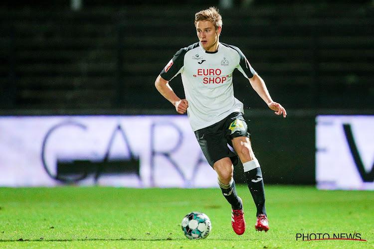Suite à son prêt réussi Voet recevra-t-il sa chance à Bruges ?