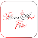 Focus And Filter & Name Arts Apps icon
