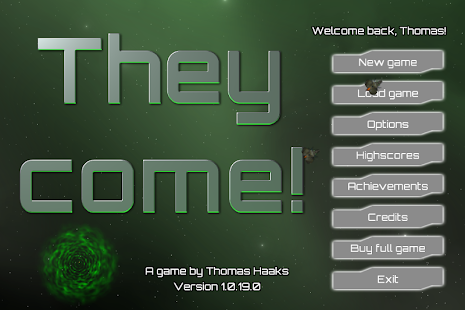 They Come!- screenshot thumbnail