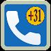 NetNummer Nederland Icon