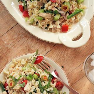 Pasta Salad Nicoise