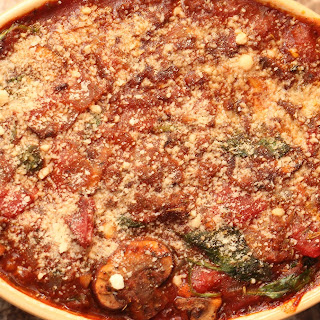 Easy Paleo Pizza Bake