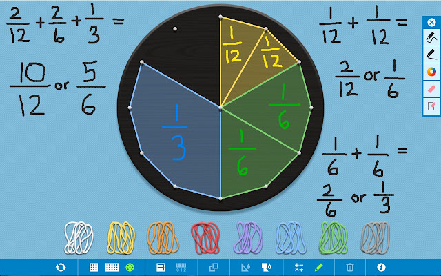 Geoboard, by The Math Learning Center - Chrome Web Store