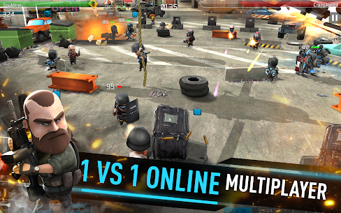WarFriends 1.4.0 (Unlimited Ammo) Mod Apk + OBB Data 9