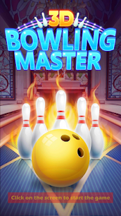3D Bowling Master poster