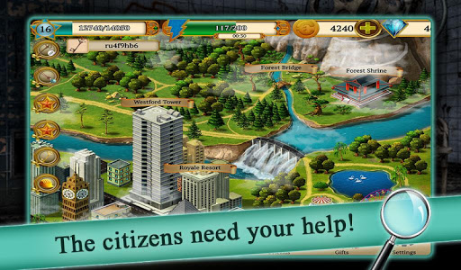 Blackstone Mystery: Hidden Object Puzzle Game apkpoly screenshots 10