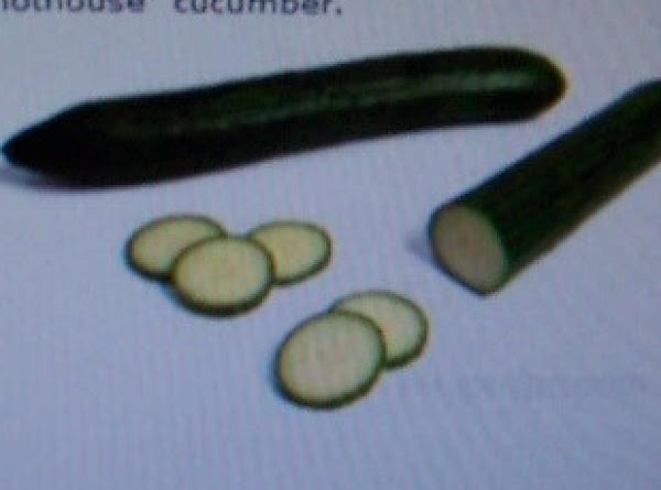 Peel and grate the cucumber into the pitcher of lemonade. Stir well. Refrigerate till cold.