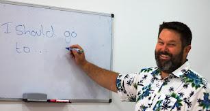 Graeme Black, director de goNative English.