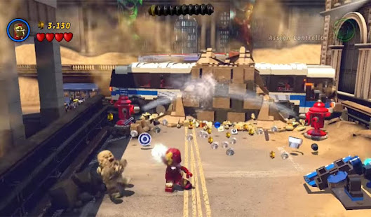 Guide LEGO Marvel Super HEROes - Apps on Google Play