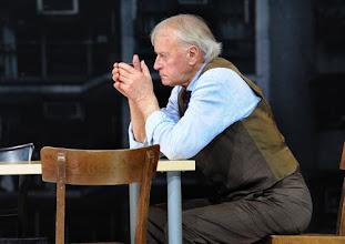 Photo: Wien/ Theater in der Josefstadt: EINES LANGEN TAGES REISE IN DIE NACHT von Eugen O'Neill. Inszenierung Torsten Fischer, Premiere 19.4.2012. Helmuth Lohner. Foto: Barbara Zeininger