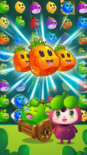 Fruit Puzzle Wonderland  screenshots 3