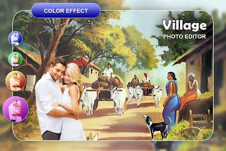Village Photo Editor - náhled