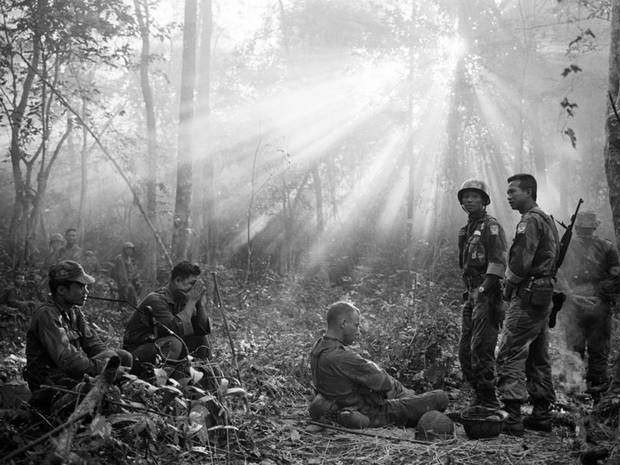 Photo: Horst Faas, the photographer whose images defined the Vietnam War, dies aged 79  Horst Faas, a prize-winning combat photographer who changed the way photojournalists covered conflict, has died aged 79.  Read the full story at http://ind.pn/J2YqbE Picture credit: Horst Faas