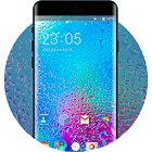 Theme for Intex Aqua Lions N1 raindrop wallpaper icon