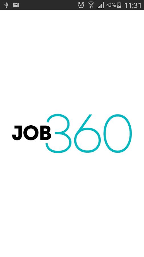 Job360- screenshot