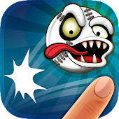 Flick Baseball - Zombies Home Run