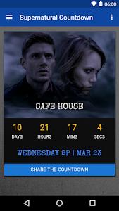 SPN Countdown screenshot 1