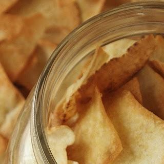 Easy Lavosh Crackers