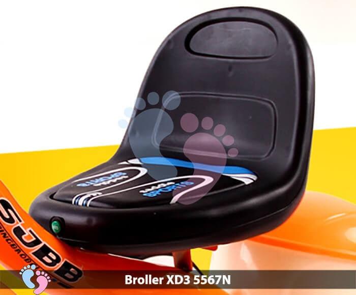 Xe đạp ba bánh Broller XD3-5567N 11
