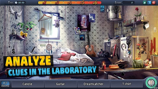 Criminal Case Screenshot