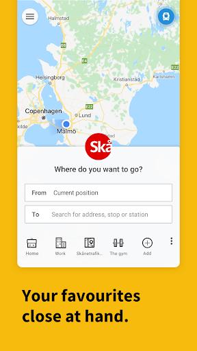 Sku00e5netrafiken 1.28.3 screenshots 1