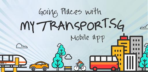 Mytransport Sg Apps On Google Play