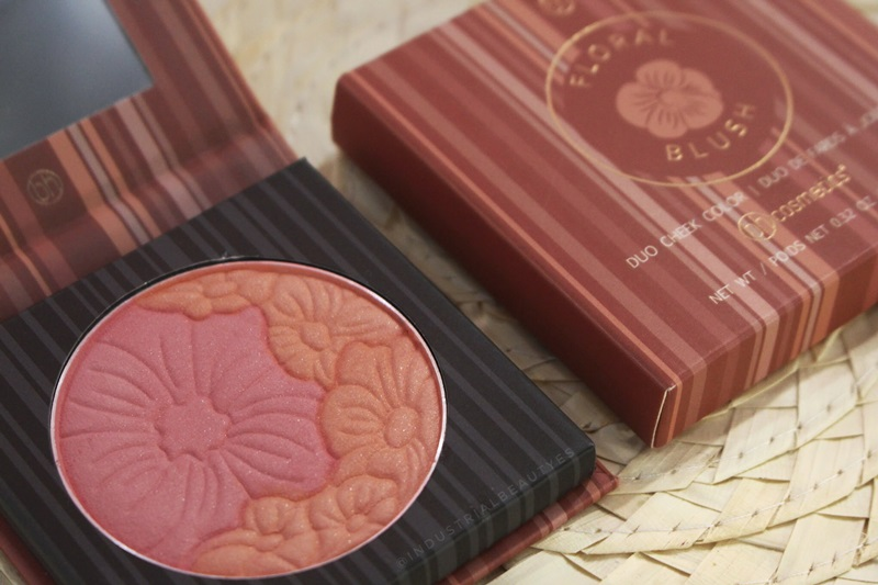 floral blush bh cosmetics III