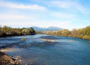 Photo: Sacramento River in Redding, CA