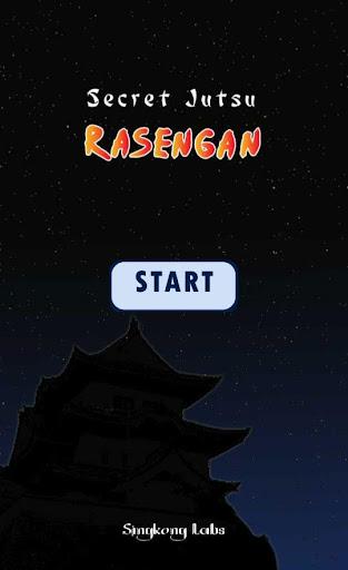 Secret Jutsu Rasengan