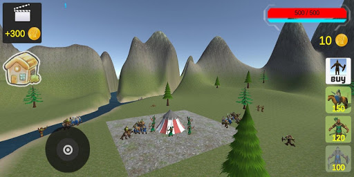 Medieval War  screenshots 5