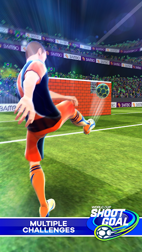 Shoot 2 Goal: World League 2018 Soccer Game  screenshots 3